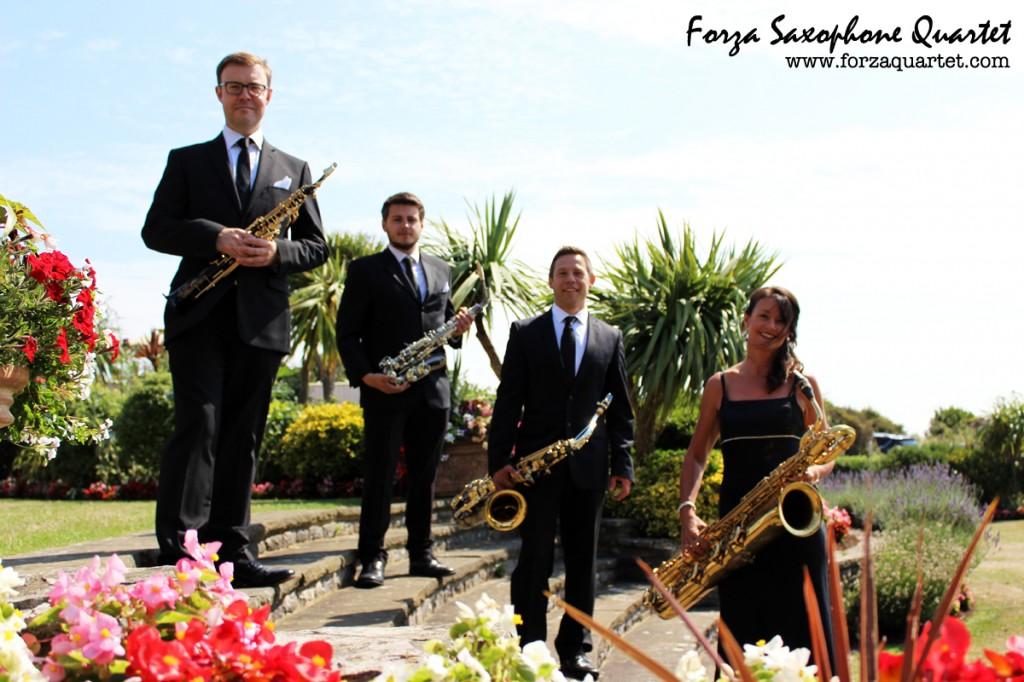 Saxophone Wedding Music